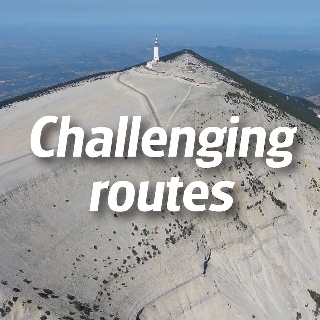 challenging routes