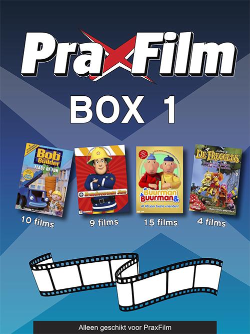 PraxFilm box 1