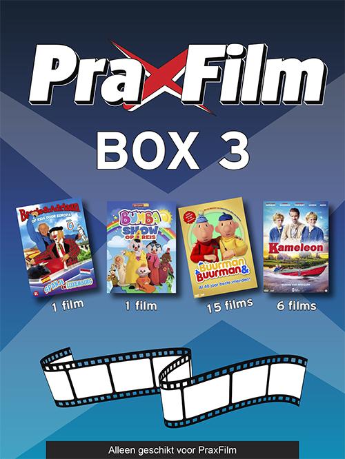 PraxFilm box 3