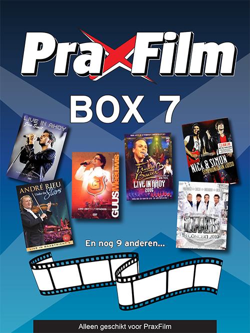 PraxFilm box 7